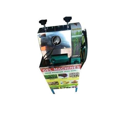 Sugarcane Juicer Machine With Stand image 1
