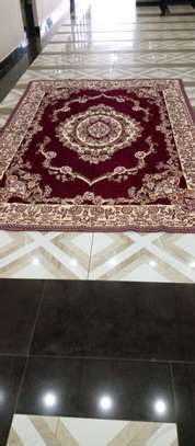 Persian Light Carpet / Bed Cover. image 4