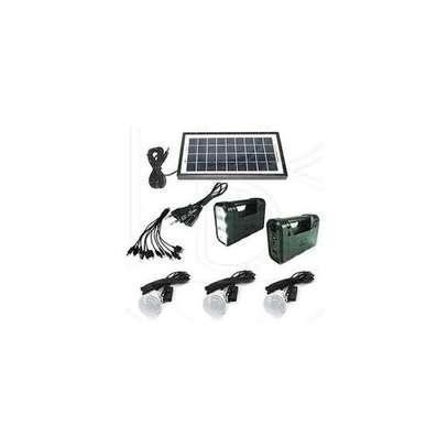 GDLITE 8017 SolarLighting3bulb image 1