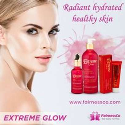 Extreme Glow Strong Lightening Beauty Milk with Argan oil,carrot oil.