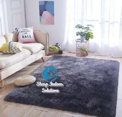 Super fluffy soft carpets(7*10) image 15
