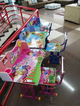 Kids study tables and desk