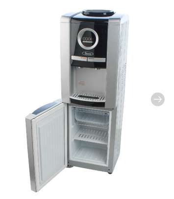 Hot and Cold +Fridge water Dispenser image 1