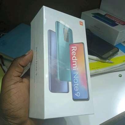 Redmi Note 9 new 128gb 4gb ram 48mp camera 5020mAh battery image 1