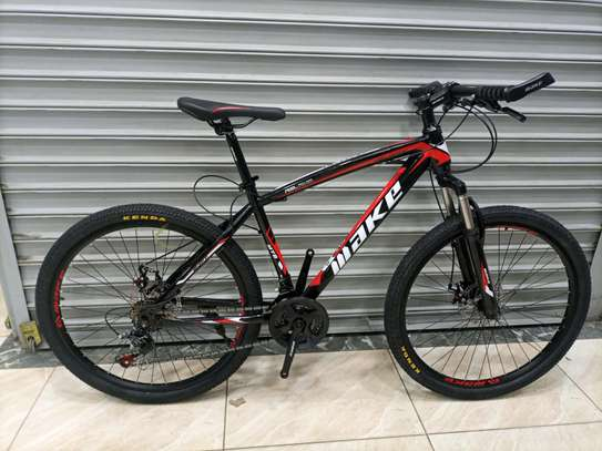 Mountain bike bicycle Hard-tail