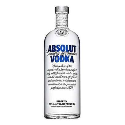 Absolut Vodka - 750ml... image 1