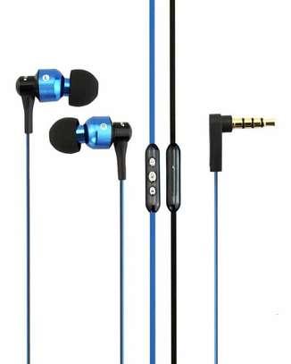 Awei ES900i,es700i - Super Bass Metallic Earphones with Mic image 2