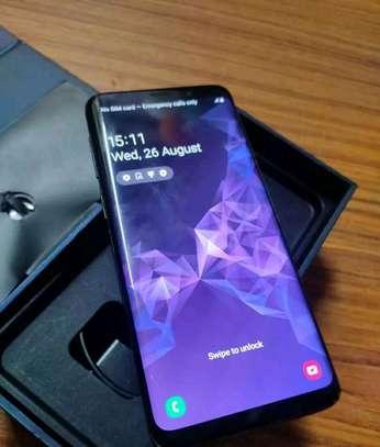 Samsung Galaxy S9 Black ♧ 256 Gigabytes image 2