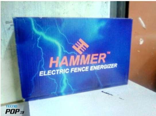 Electric fence energizer hammer 640 image 1