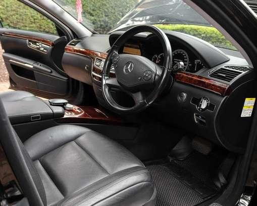 Mercedes-Benz S350 image 8