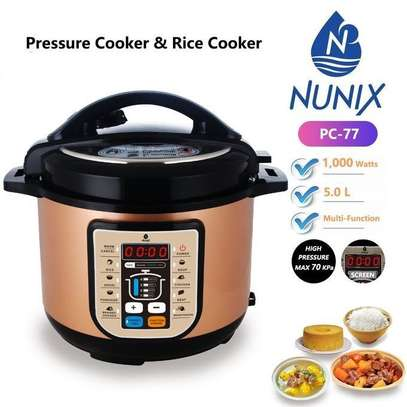 Electric Pressure Cooker/rice Cooker image 1