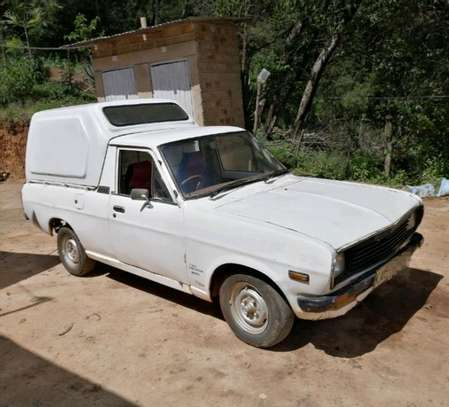 Datsun 1200 pick well mantained image 1