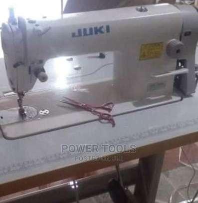 Electric Juki Sewing Machine Head image 1