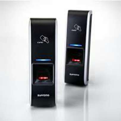 Biometric access control systems supplier and installation in kenya image 1