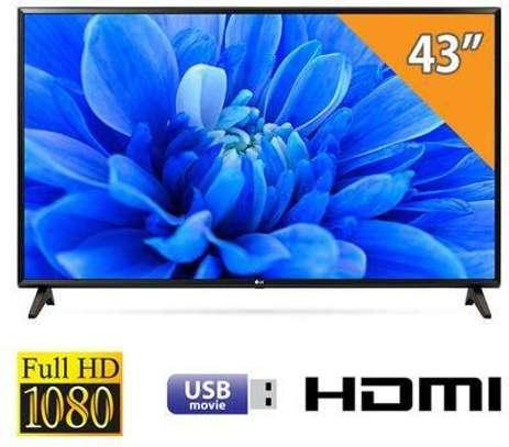43 inch LG Digital LED TV - Inbuilt Decoder - 43LM5500 image 1