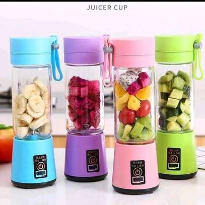 Rechargeable portable blender image 1