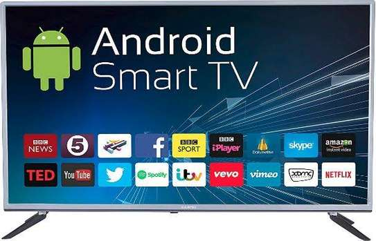 Vision 55 inches smart android 4k tv