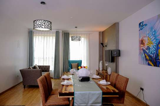 Fully Furnished And Serviced 1 Bedroom Apartment In Kilimani image 2