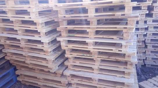 Wooden Pallets image 3
