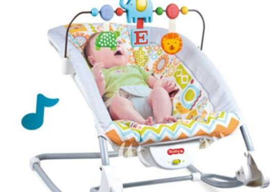 New generation 2in1 deluxe Infant-to-Toddler Rocker image 5