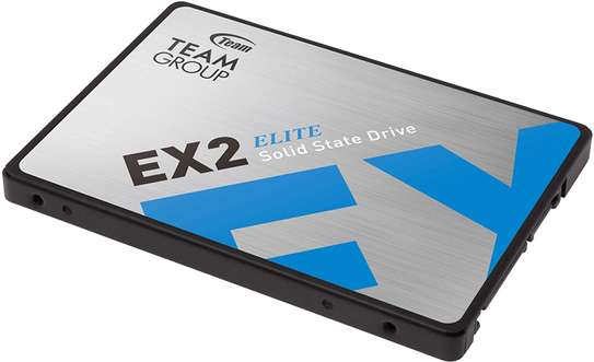 TEAMGROUP EX2 512GB SSD 2.5 Inch SATA III Internal Solid State Drive image 3