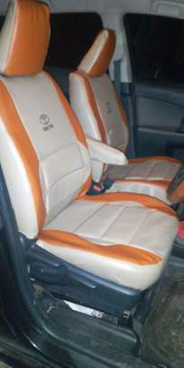 Ractis Car Seat Covers image 5