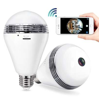 BULB CCTVS 360 Degree Camera image 2