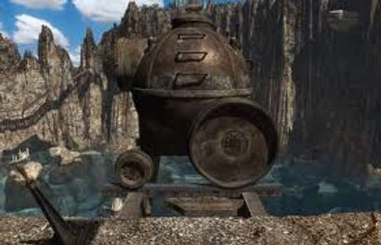 """""""RIVEN"""" THE SEQUEL TO MYST / ORIGINAL COMPUTER GAME! image 8"""