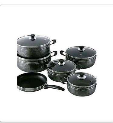 11pcs cooking pots image 1