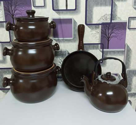 Ceraflame Ceramic Cookware Set image 7