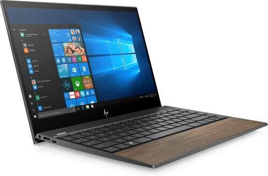 HP Envy 13 - aq1057TX Wood Edition 10th Generation Intel Core i5 Processor image 4