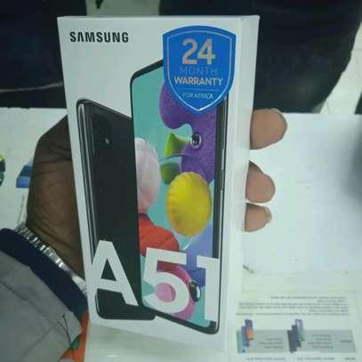 Samsung A51 new 128gb 6gb ram 48mp camera in shop image 1
