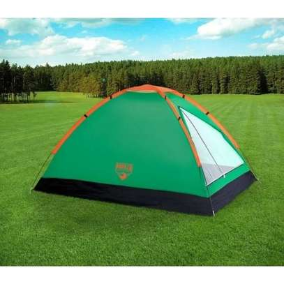 Bestway 2 Persons Camping Tent with a carry/hiking bag image 1