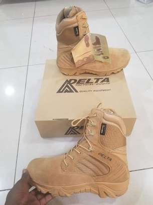 Delta military boots image 3