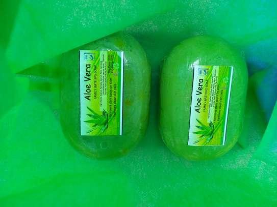 Aloe Vera Herbal soap. image 1