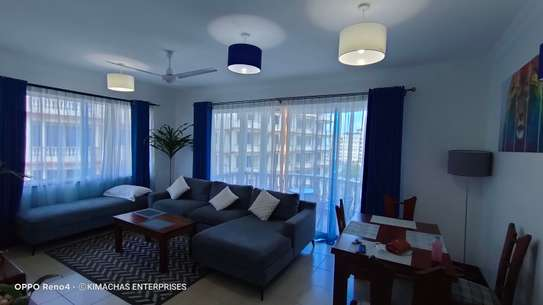 Furnished 2 bedroom apartment for rent in Mkomani image 13