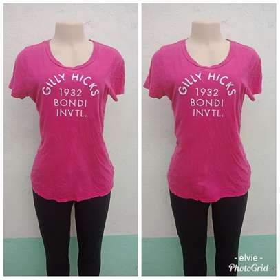 T-Shirt For Ladies image 1