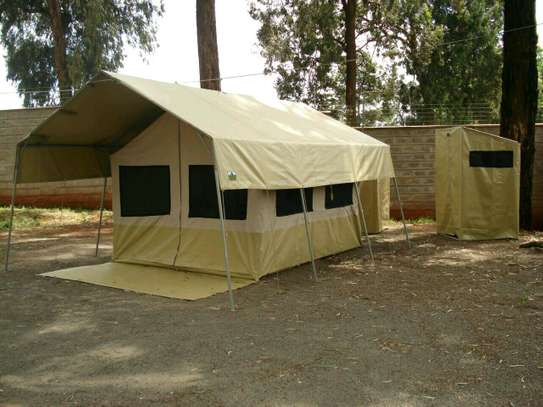 Camping luxurious tents & Designs