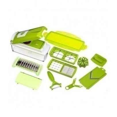 Nicer Dicer Plus Vegetable Cutter - Green image 2