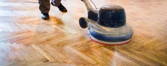 WOODEN FLOOR SANDING image 1