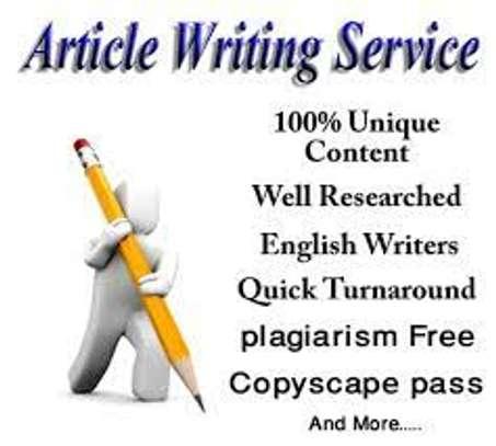 Research, Essay & Web/Blog Content image 2