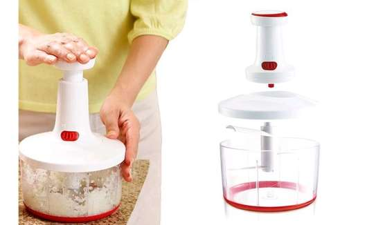 Vegie Cutter Comfort twist cut food processor