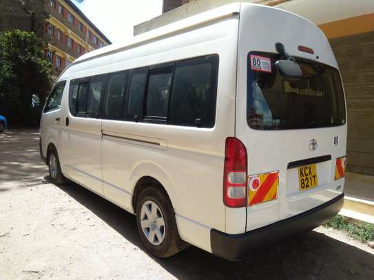 14 Seater Toyota Hiace  for Hire in Kenya image 2