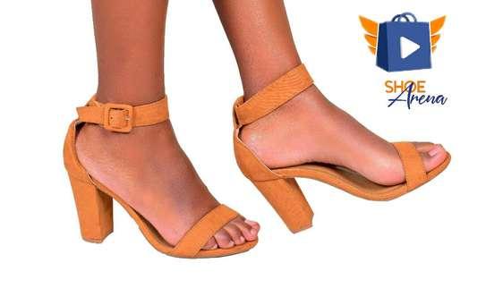 Elegant Chunky Heels image 2