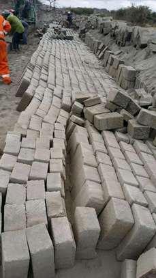 MAHIGA(MACHINE CUT CONSTRUCTION STONES) image 1