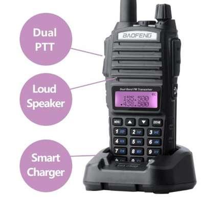 UV-82 VHF UHF FM Transceiver Dual Band Two Way Radio image 3