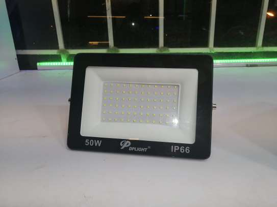 50W Watts Security Floodlight image 1