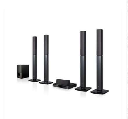 LG LHD457 DVD Home Theater System 330W 5.1CH BLUETOOTH image 1