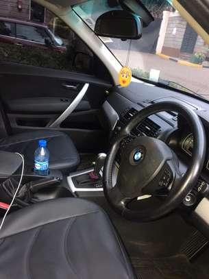 BMW X3 2008 SUV 2.5Si image 12