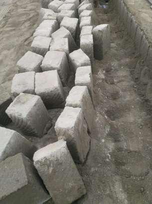 Machine Cut Construction Bricks image 3
